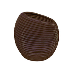 Spiral Indoor/Outdoor Round Planter – 26""