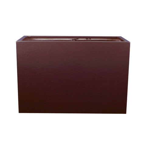 Potsdam brisbane large rectangular planter boxes fiberglass potsdam rectangular indoor outdoor planter box 36l x 16w x workwithnaturefo