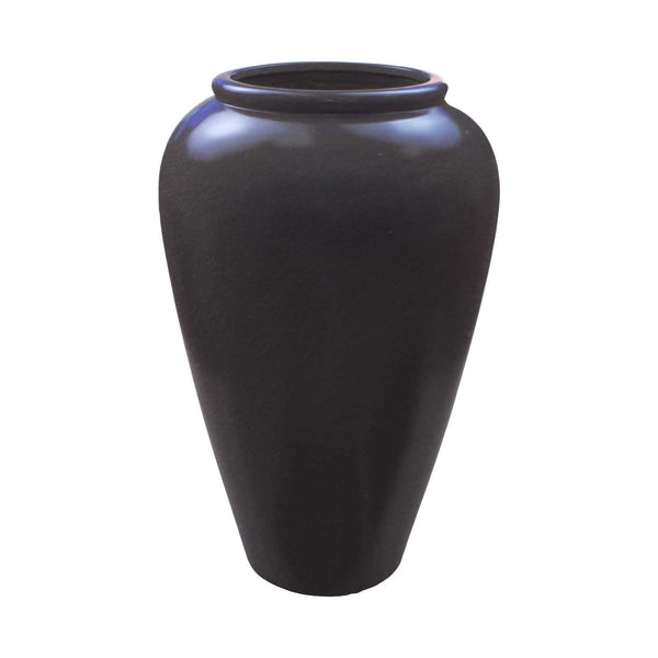Bar Jar Tall Tapered Round Planter Fiberglass Planters By Jay Scotts Pots Planters Amp More