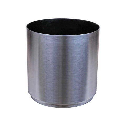 Oso Polar Small Aluminum Cylinder Planter – Pots Planters & More