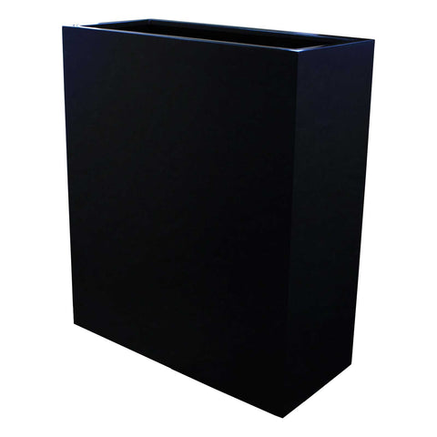 Perth tall planter boxes fiberglass planters by jay for Cubicle planter box