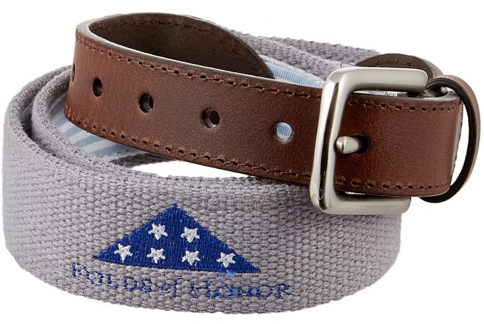 Folds of Honor Men's Belt