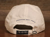 White Rag Flag Hat