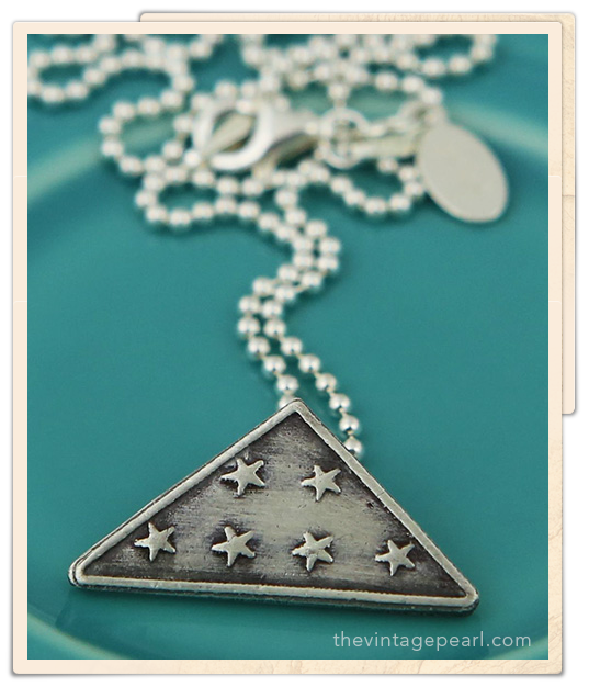 Folds of Honor Necklace