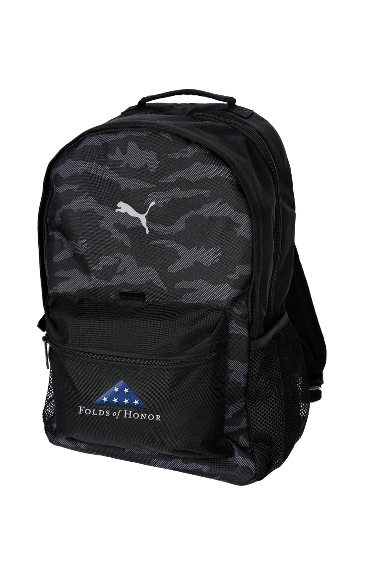Puma Folds of Honor Backpack - Black