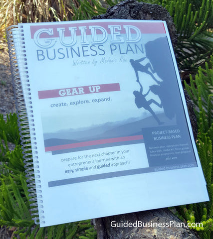 GEAR UP | GUIDED Business Plan™