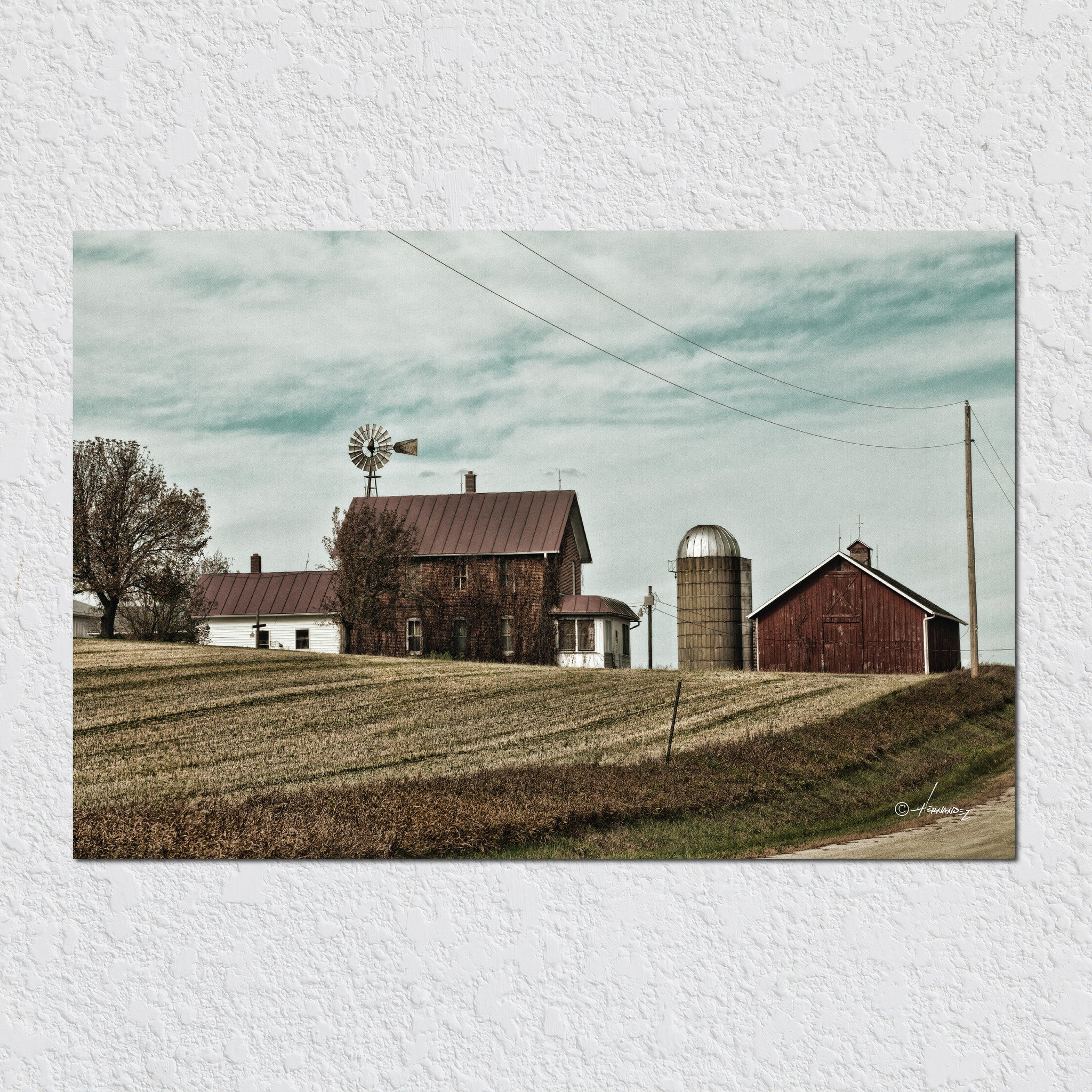 Americas Dairyland by Peter Hernandez