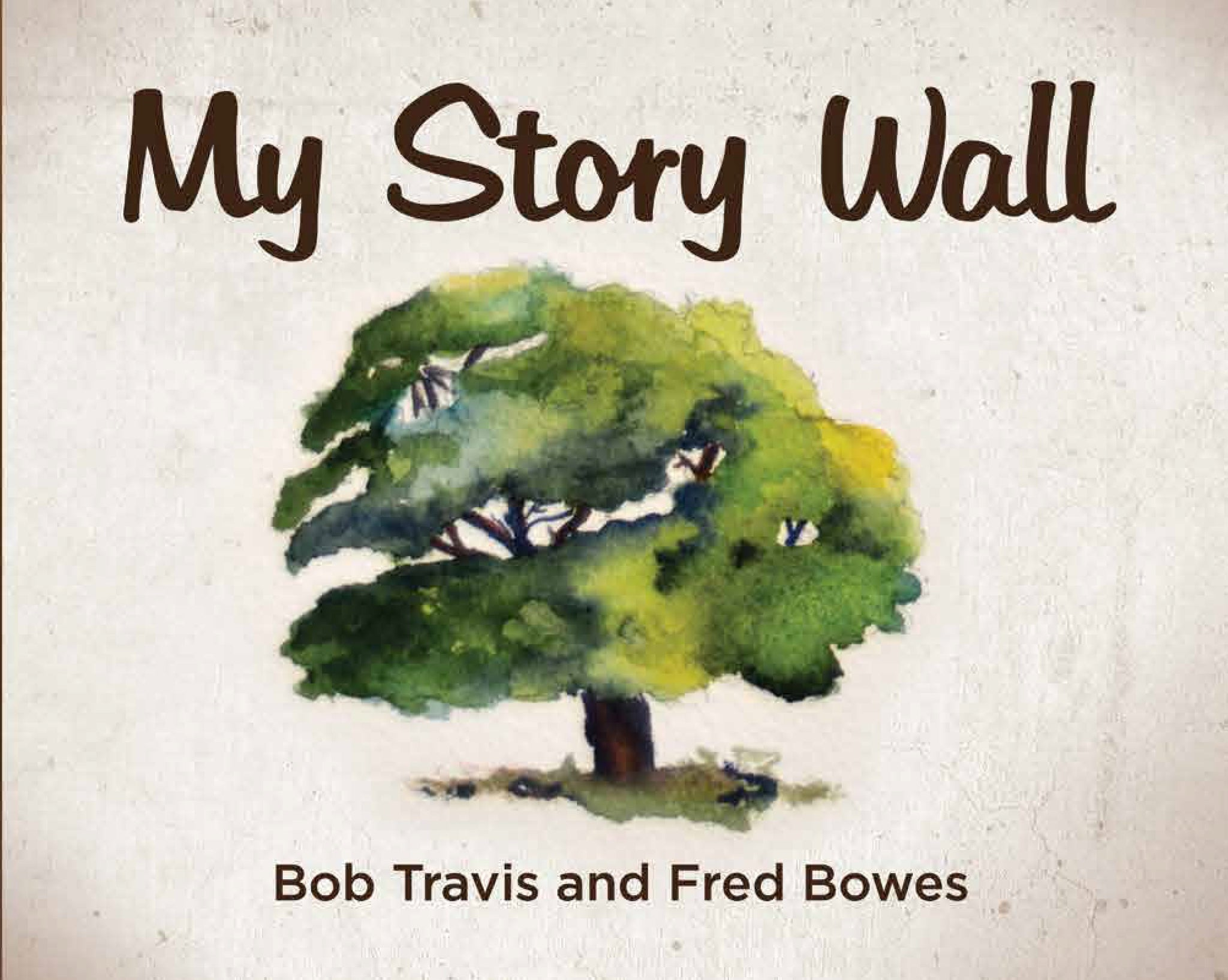 My Story Wall Book and 3 Wall Peppers