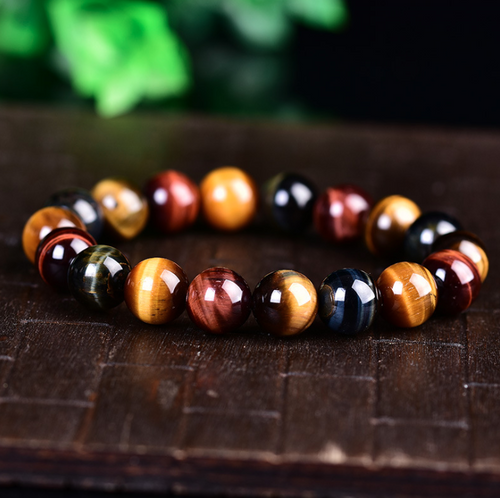 Natural Tiger Eye Ultimate Protection Bracelet