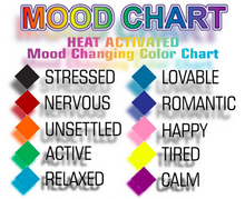 Load image into Gallery viewer, Color Changing Anti-Anxiety Mood Ring