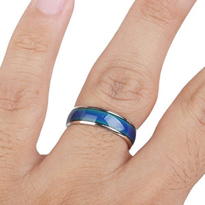 Color Changing Anti-Anxiety Mood Ring