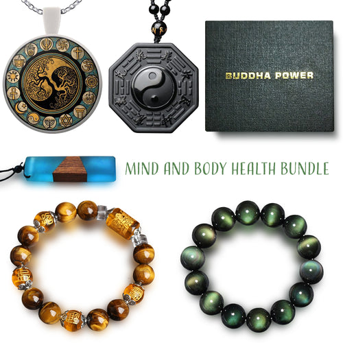Mind And Body Health Bundle
