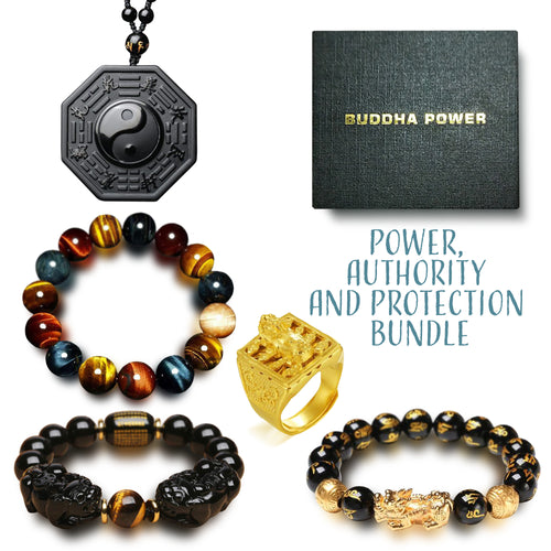 Power, Authority And Protection Bundle