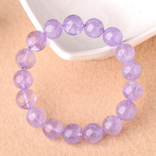 Load image into Gallery viewer, Bracelet - Genuine Amethyst Chakra Bracelet