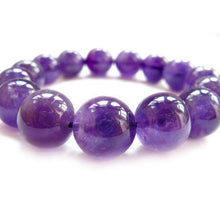Load image into Gallery viewer, Bracelet - Natural Dream Amethyst Bracelet