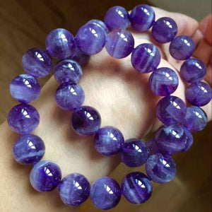 Bracelet - Natural Dream Amethyst Bracelet