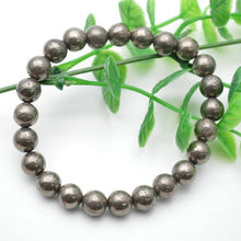 Load image into Gallery viewer, Bracelet - Natural Pyrite Healing & Protection Bracelet