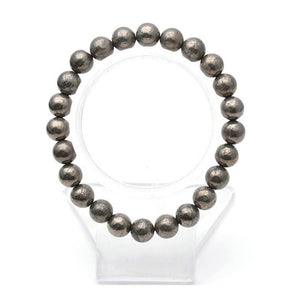 Bracelet - Natural Pyrite Healing & Protection Bracelet