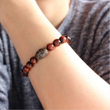 Load image into Gallery viewer, Bracelet - Red Tiger Eye Protection & Healing Bracelet