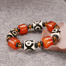Load image into Gallery viewer, Bracelet - Symbolic Pursuit Of Wealth Natural Carnelian Bracelet