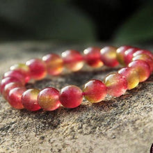 Load image into Gallery viewer, Bracelet - Watermelon Tourmaline Cleansing Crystal Bracelet