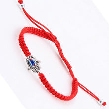 Load image into Gallery viewer, Bracelets - Hamsa Evil Eye Powerful Protective Talisman