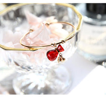 Load image into Gallery viewer, Bracelets - Limited Edition Lucky Red Money Bag Bangle ($50 Off)
