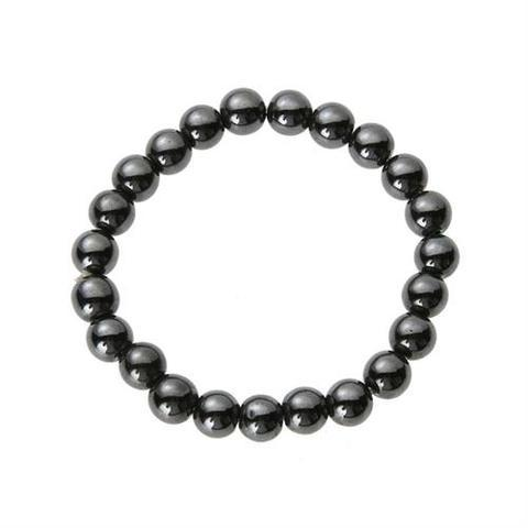 Bracelets - Magnetic Hematite Health Protection Bracelet