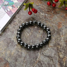 Load image into Gallery viewer, Bracelets - Magnetic Hematite Health Protection Bracelet