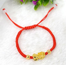 Load image into Gallery viewer, Bracelets - Wealth Magnet Lucky Pixiu Bracelet