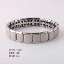 Load image into Gallery viewer, Charm Bracelets - Germanium Tourmaline Magnetic Health Watchband