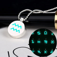 Load image into Gallery viewer, Choker Necklaces - Luminous 12 Constellations Necklace