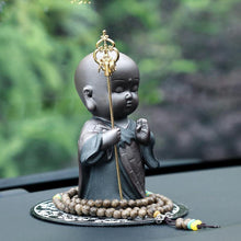 Load image into Gallery viewer, Decor - Protector Tibetan King Buddha Car Decoration