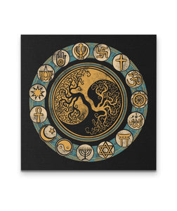 Decor - Tree Of Life Wall Canvas