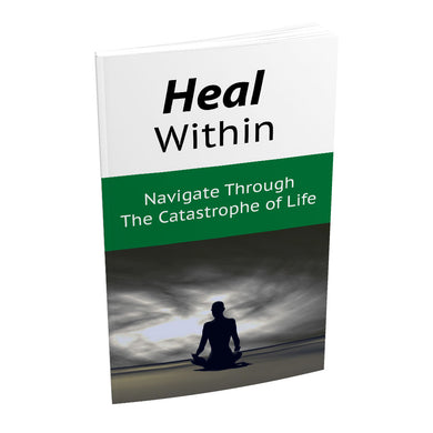 Heal Within - Digital Book