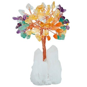 Home Decor - Lucky Crystal Money Tree Bonsai