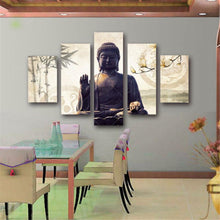 Load image into Gallery viewer, Home Decor - Waterproof HD Printed Buddha Canvas Painting