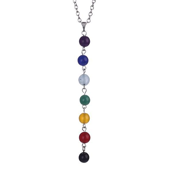 Jewelries And Accessories - 7 Healing Chakra Necklace