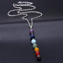 Load image into Gallery viewer, Jewelries And Accessories - 7 Healing Chakra Necklace