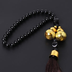 Jewelries And Accessories - Gold Plated Double Gourd Amulet