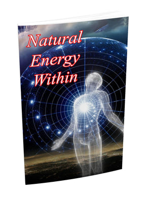 Natural Energy Within - Digital Book