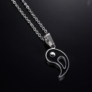 Necklace - Yin Yang Couples Necklace