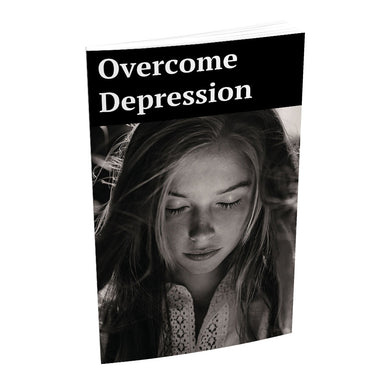 Overcome Depression - Digital Book