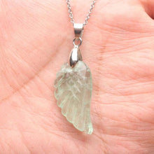 Load image into Gallery viewer, Pendants - Angel Wing Healing Stone Pendant