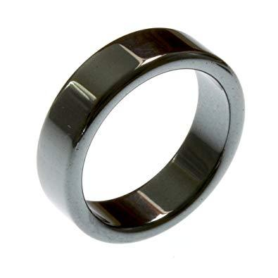 Ring - Magnetic Hematite Weight Loss Ring