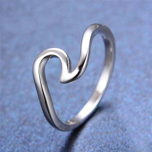 Rings - Positivity Wave Ring