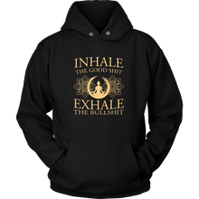 Load image into Gallery viewer, T-shirt - Inhale Exhale Hoodie