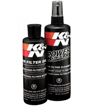Air Filter Cleaning Kit: K&N Recharger