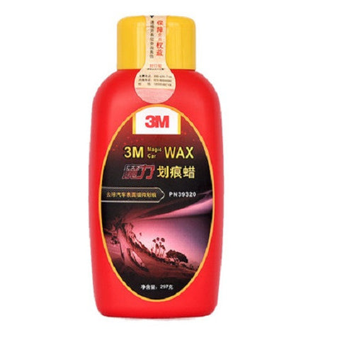 Car Care: 3M Magic Car Wax