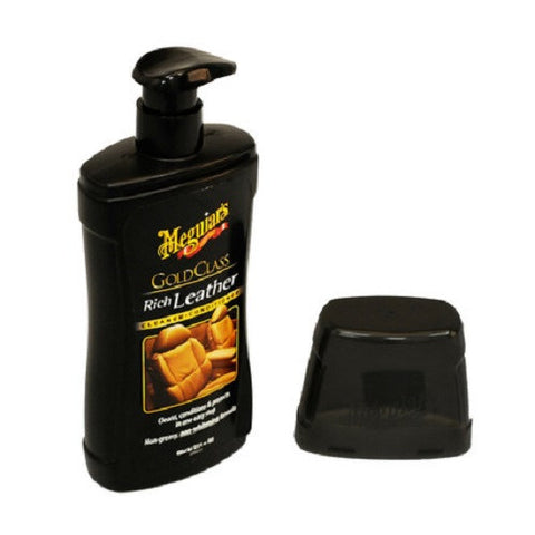 Leather Clean and Conditioner: Meguiar's